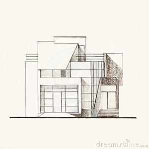 Načrt fasade