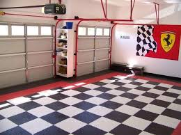 Talne ploščice v garaži