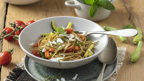 brezglutenski špageti