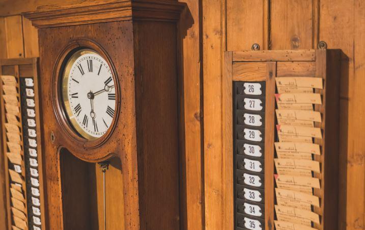 registrator delovnega časa allhours