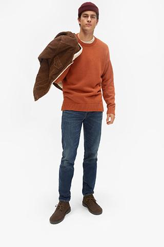 gap jeans hlače skinny