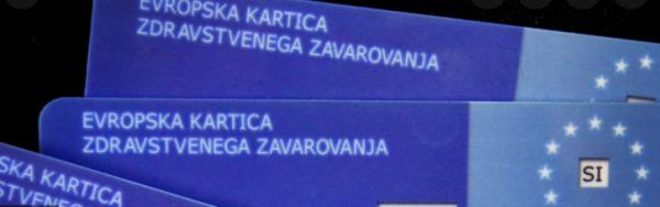 evropska kartica ZZ